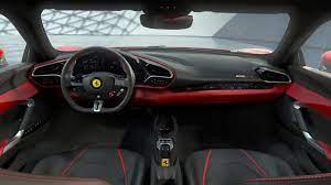 Ferrari 296 GTB debuts with hybrid V6