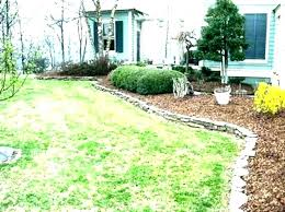 diy concrete landscape edging concrete landscape edging wood lawn e landscaping curbing samples forms garden diy