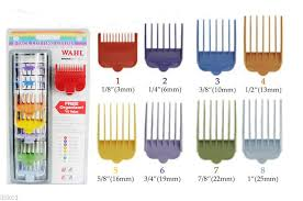 Hair Clipper Guard Sizes Chart To Pin On Lovely Hair Guard