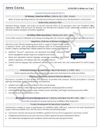 Coo Executive Resume Sample Senior Global Operations Pg Simply
