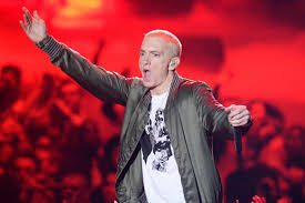 eminem pens essay praising the true genius of tupac shakur  kevork djansezian via getty images