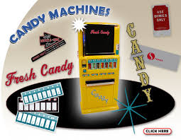 Antique Lance Vending Machine Interesting Soda Decals