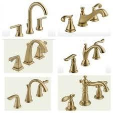 brushed brass bathroom faucet. Delta Faucet Options In Champagne Bronze. Brushed Brass Bathroom
