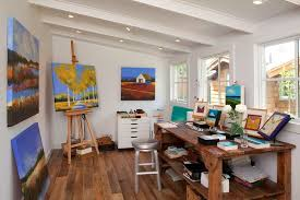 artists studio lighting. art studio design ideas for small spaces modern little and craft home artists lighting