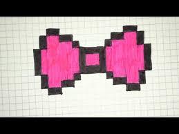 Du loisir créatif pour tous les goûts (mario, disney, minecraft, etc.) ! Papillon En Pixel Gamboahinestrosa
