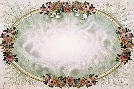 vintage frame design oval. Victorian Printable Labels Oval Frame With Roses Vintage Design
