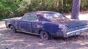 EXCLUSIVE: 1966 Pontiac GTO For $1,500!