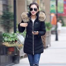 winter jacket women autumn winter coat women long parka hooded down jacket women wadded
