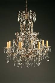 antique crystal chandeliers value star hotel milk white chandelier arms candle