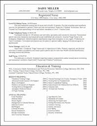 Nurse Practitioner Resume Magnificient Grad School Resume Template