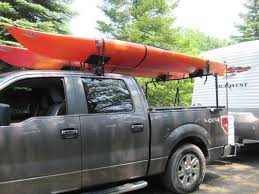 kayak rack for truck - Google Search | Projects to Try | Kayak rack ...