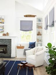 Coastal living rooms design gaining neoteric Sightly Decorating Navy And White Striped Coastal Area Rug For The Home Pinterest Furniture Paint Colors Vintage Stool And Coastal Pinterest Navy And White Striped Coastal Area Rug For The Home Pinterest