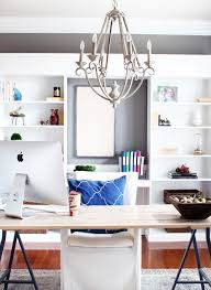 cozy home office. A Cozy Home Office Makeover, Office, One Room Challenge