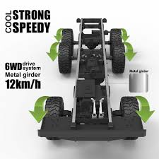 Cars, Trucks & Motorcycles <b>NB2805</b> 1/16 Scale 2.4GHz 6WD 12km ...