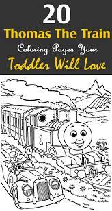 Top 20 Free Printable Thomas The