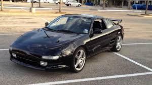 1995 Toyota MR2 turbo - YouTube