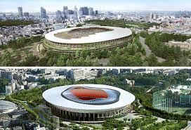 2020 Olympics Stadium Design Japan Sports Council Unveils Olympic Stadium Designs