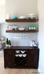 Pretty Preppy Party March Features. Shelves In Dining RoomDinning ...
