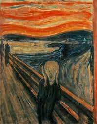 the scream top 10 most famous paintings of all time