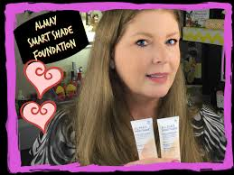 almay smart shade skintone matching makeup first impression does it really work