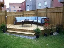 backyardpatiolandscapeideasforsmallspaceswithwoodendecks deck small backyard patio ideas a52 patio