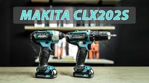 Combo máy khoan búa và máy bắt vít dùng pin Makita CLX202S | ĐA DỤNG CỰC KÌ  - YouTube