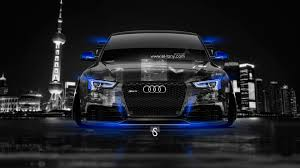 audi rs5 tuning front crystal city car