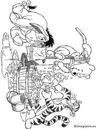 Winnie De Pooh Kleurplaat 993374 Kleurplaat