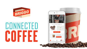 The new briggo coffee haus is an industrial robot that will memorize orders, autonomously prepare a café au lait, and never misspell your name. Upcoming Whole Foods Store To House Robotic Barista Supermarket News