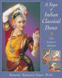 a yoga of indian clical dance