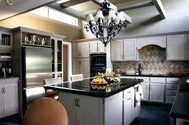 black kitchen chandelier kitchen chandelier black and white kitchen chandelier