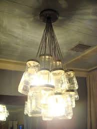 spruce up your interior or exterior spaces also with this super graceful design of homemade chandelier that goes much enticing to eyes