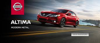 2018 nissan altima driving on a coast road