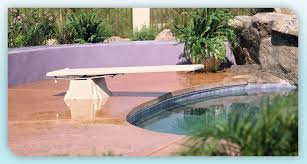 inground pools with diving board and slide. Technifg Inground Pools With Diving Board And Slide