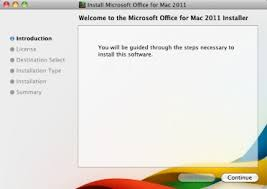 how to install microsoft office on mac office 2011 installing for mac information technology