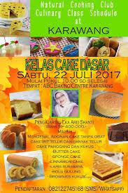 Natural Cooking Club Ncc Bekerja Sama Abc Baking Centre