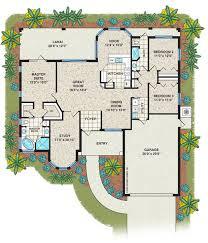 Slater Home Plan, 3 Bedroom, 2 Bath, 2 Car Garage
