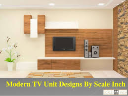 Small Picture Buy Modern TV Unit Designs Online in India Bangalore Scale Inch