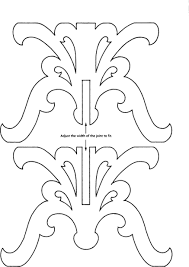 Free Scroll Saw Patterns Cool Victorian Doll Chair Scroll Saw Woodworking Archive