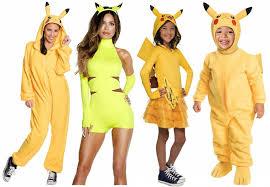 High Quality Pikachu Costumes