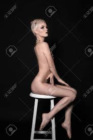Beautiful Nude Woman With Long Legs Naked Sexy Girl With Perfect Stock Photo Picture And Royalty Free Image Image 78966295