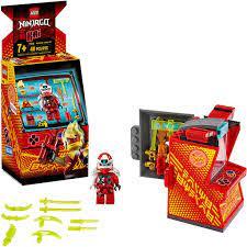 LEGO 2020 CHÍNH HÃNG NINJAGO - LEGO Ninjago Kai Avatar - Arcade Pod 2020  set 71714