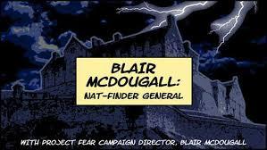 Blair McDougall: Nat-Finder General   Greg Moodie
