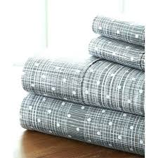 grey patterned sheets bedding gray dot line premium four piece sheet bed printed morning glory set grey gray printed sheets