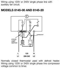 paragon defrost timer 8145 20 wiring diagram questions answers i have a paragon 8145 20 defrost timer do you