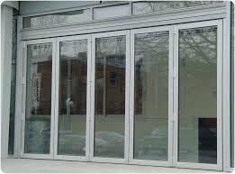 glass bifold doors commercial bi fold garage doors a charming light glass doors glass concertina doors internal