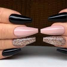 Es otro por el que ¿ no sabes donde comprar acrilico para uñas o productos uñas de porcelana ? 42 Mejores Disenos De Unas En Tendencia 2020 Decoracion Unas Negras Con Rosa Unas Postizas De Gel Unas De Maquillaje