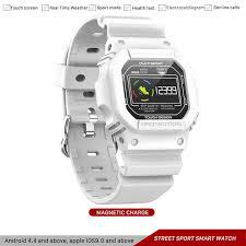 Online Shop <b>X12</b> Heart rate <b>smart watch</b> men Women Ip68 ...