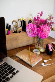 decorated office cubicles. love this rustic chic desk setup shout out to the black and gold pencils from decorated office cubicles c