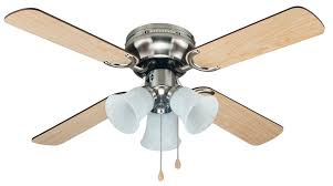 CoolBreeze EB52038 42IN BRUSHED NICKEL CEILING FAN Shop Your Way
